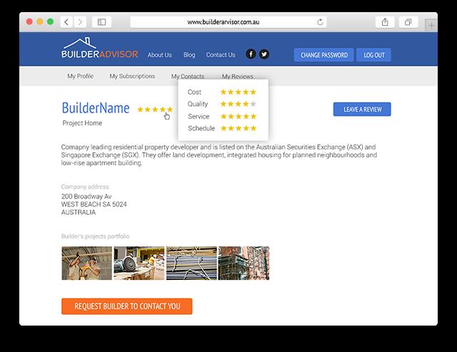 Builderadvisor