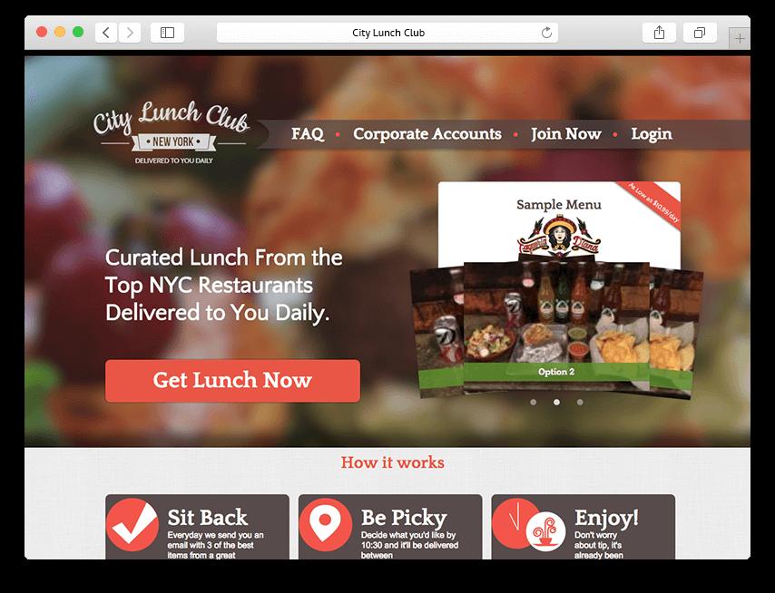 City Lunch Club