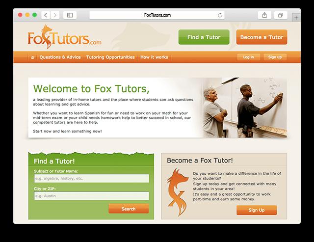 Foxtutors